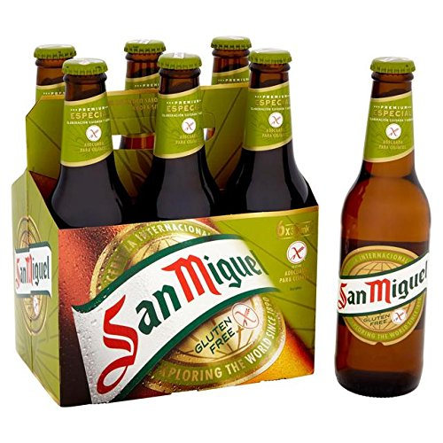 San Miguel Gluten Free Lager 6 X 330Ml
