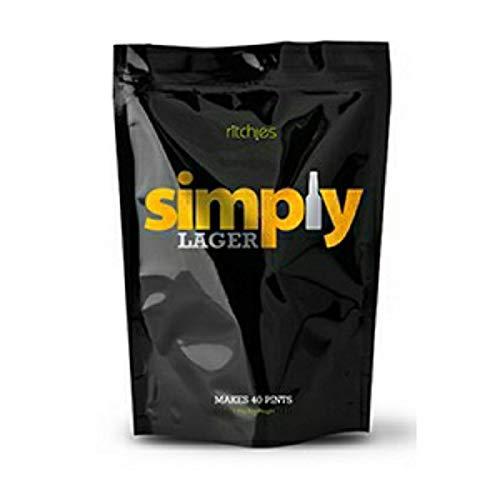 Simply Lager Beer Kit
