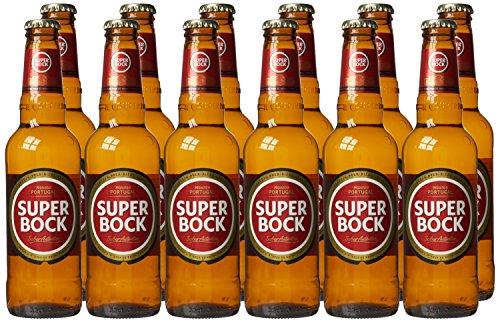 Super Bock Beer, 12 x 33 cl