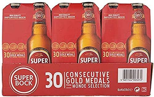 Superbock Portuguese Lager, 24 x 330 ml