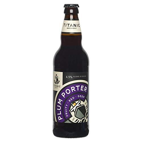 Titanic Dark Strong Plum Porter Beer, 500ml
