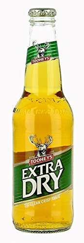 Tooheys Extra Dry 345ml – Case of 12