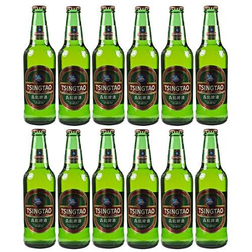 Tsingtao Lager 12 Pack