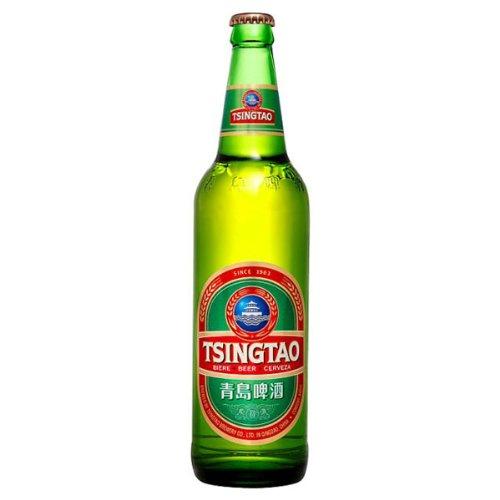 Tsingtao Lager (12 x 640ml Bottles)