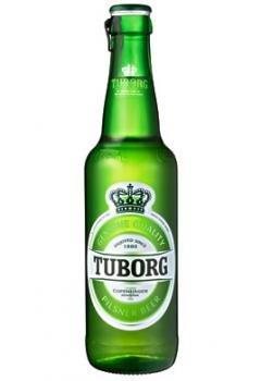 Tuborg – Premuim Danish Lager Beer – 24 x 275 ml – 4.6% ABV