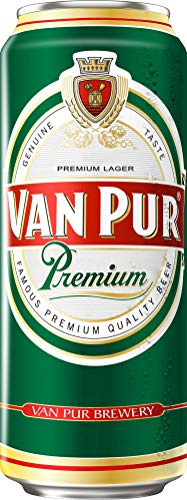 Van Pur Premium 5% Lager 24 x 500ml