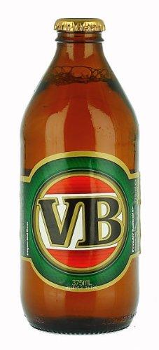Victoria Bitter (VB) Bottle 375ml – Case of 12