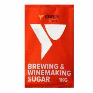 Wine & Beer Making Sugar 1kg