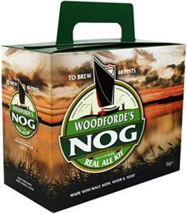 Woodforde's Nog Real Ale Kit 40pt