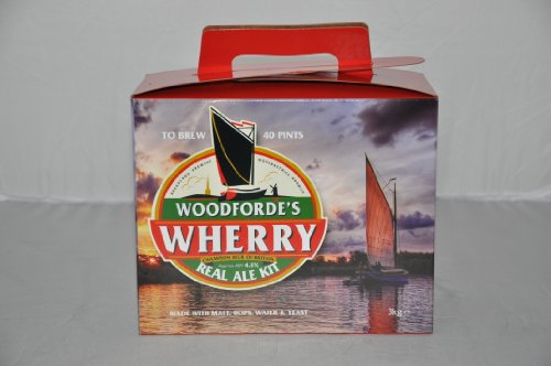 Woodfordes Wherry Real Ale Home Brew Kit