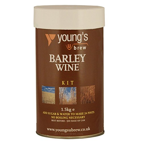 Youngs Beer Kits – Youngs Barley Wine Home Brew Kit – United Kingdom