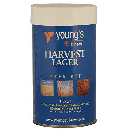 Youngs Beer Kits – Youngs Lager Home Brew Kit