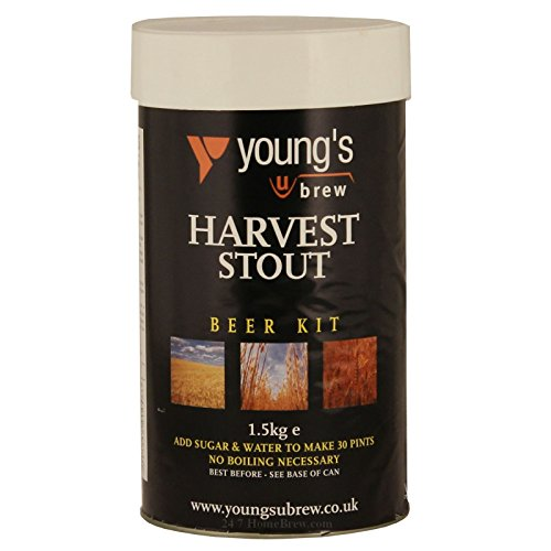 Youngs Beer Kits – Youngs Stout Home Brew Kit