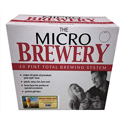 Youngs Micro Brewery Complete Starter Kit IPA Beer Making Kit 1067