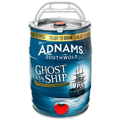 Adnams Ghost Ship Mini Kegs – 2x5ltr