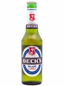 Becks Blue Alcohol Free Beer – 24x275ml