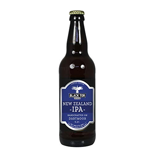 Black Tor Brewery New Zealand Craft IPA Beer Case 12 x 330ml Bottles