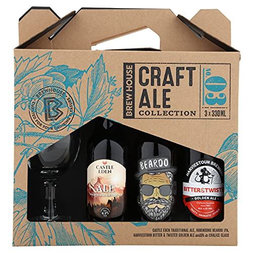 Blue Tree Gifts Brew House Craft Ale Collection No.03-330ml