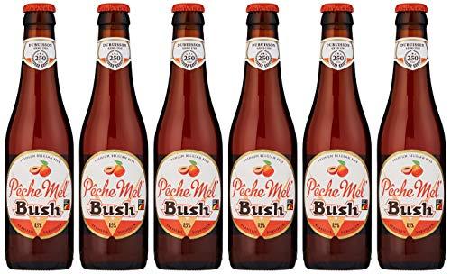 Bush Scaldis Peach Beer, 6 x 330 ml