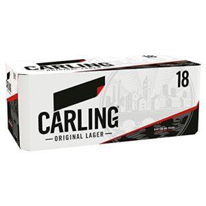 Carling Original Lager 18 x 440ml