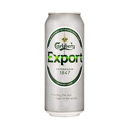 Carlsberg Export Lager (24 x 500ml)