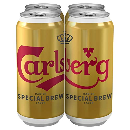 Carlsberg Special Brew Lager, 4 x 440ml