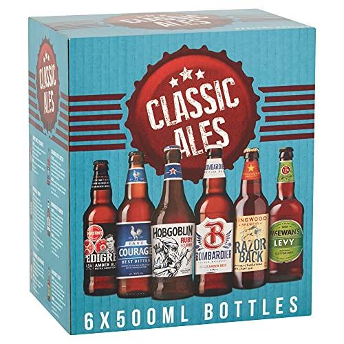 Classic Ales, 6 x 50cl