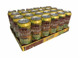 Desperados Beer with Tequila cans 24 X 500ml case