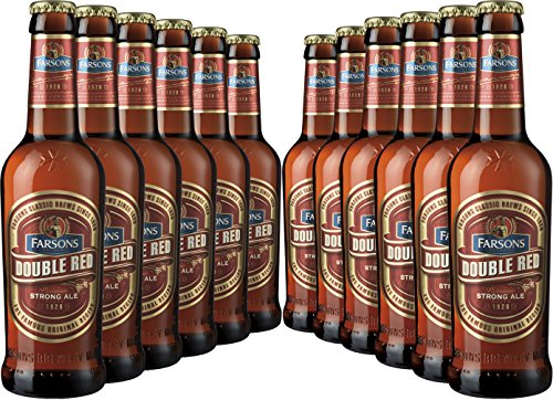 Farsons Double Red Strong Ale – Bottles – 12 x 330ml