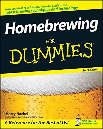 Homebrewing For Dummies, 2/e