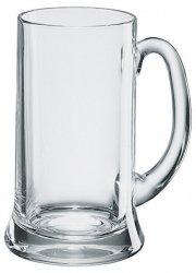 Icon Pint Glass Tankard 20oz / 568ml – | Classic Beer Tankard, Beer Mug