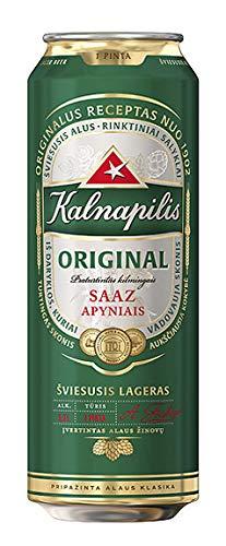 Kalnapilis Original 5.4% 24 x 568ml cans