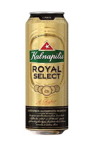 Kalnapilis Royal Select Can 5.6% 24x568ml