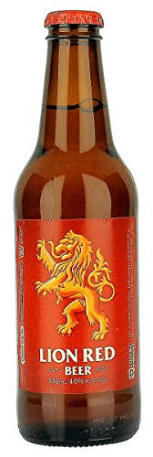 Lion Red 330ml – Case of 12