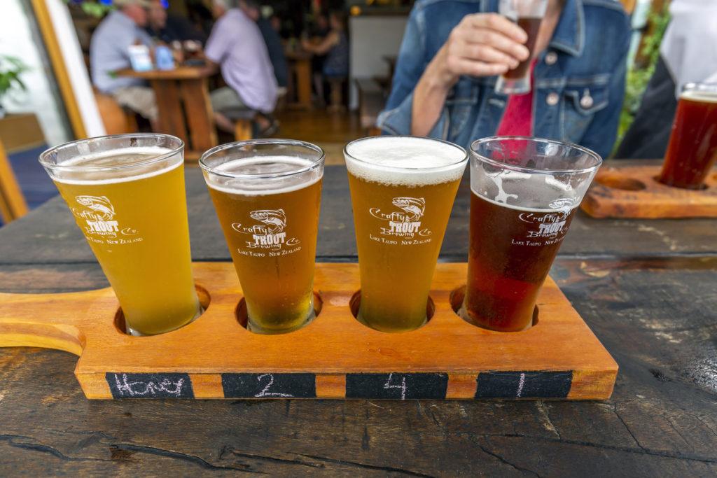 New Zealand Beers
