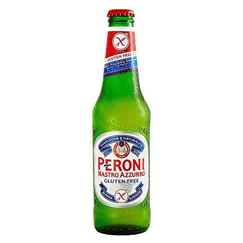 Peroni – Nastro Azzurro Gluten Free 5.1% – 330ml (6)