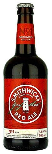 Smithwicks Red Ale 500ml – Case of 12
