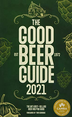 The Good Beer Guide 2021: Find the best pubs in the UK selected by CAMRA members