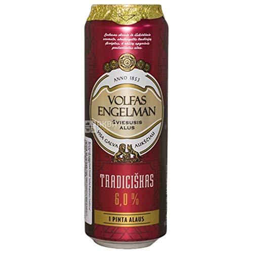 Volfas Engelman Tradiciskas 6% 24 x 568ml cans