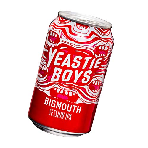 Yeastie Boys Bigmouth (Session IPA) – 330 ml – 12 pack