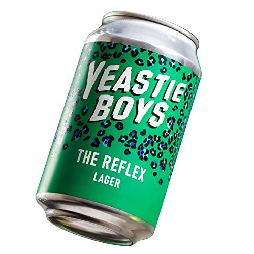 Yeastie Boys The Reflex (Modern Lager) – 330 ml – 12 pack